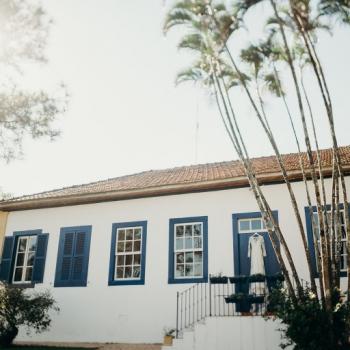 Casa Sede da Fazenda Quilombo