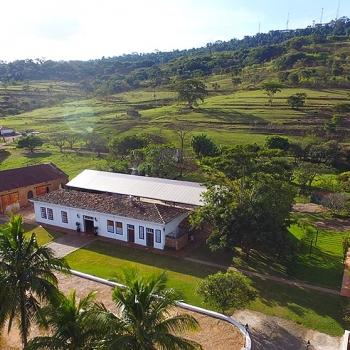 Vista Panorâmica da Fazenda Quilombo